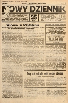 Nowy Dziennik. 1929, nr119