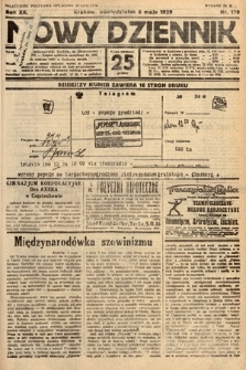 Nowy Dziennik. 1929, nr120