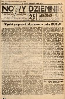 Nowy Dziennik. 1929, nr121
