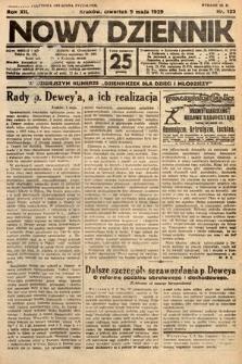 Nowy Dziennik. 1929, nr123