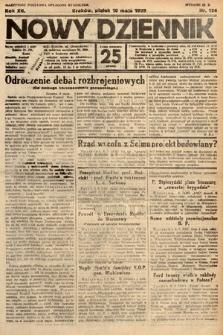 Nowy Dziennik. 1929, nr124