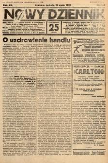 Nowy Dziennik. 1929, nr125