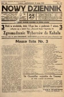 Nowy Dziennik. 1929, nr127