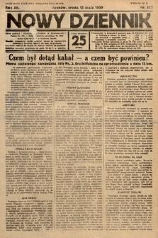 Nowy Dziennik. 1929, nr129