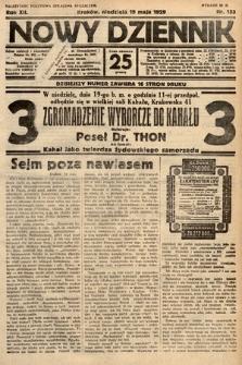 Nowy Dziennik. 1929, nr133