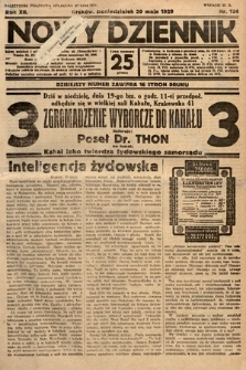 Nowy Dziennik. 1929, nr134