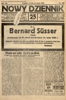 Nowy Dziennik. 1929, nr135