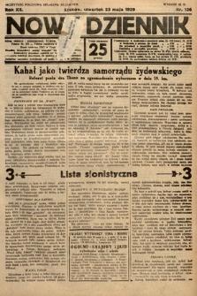 Nowy Dziennik. 1929, nr136