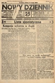 Nowy Dziennik. 1929, nr137