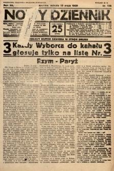 Nowy Dziennik. 1929, nr138