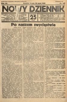 Nowy Dziennik. 1929, nr142