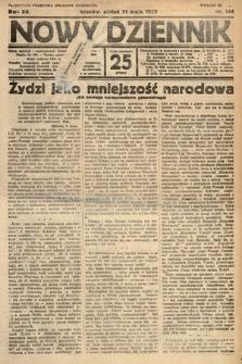 Nowy Dziennik. 1929, nr144