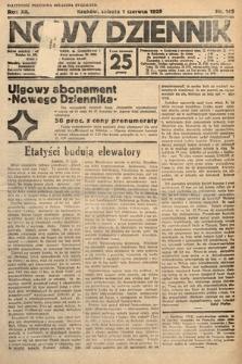 Nowy Dziennik. 1929, nr145