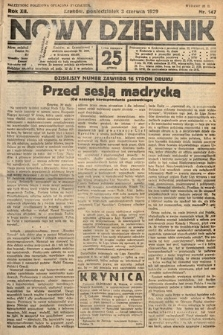 Nowy Dziennik. 1929, nr147