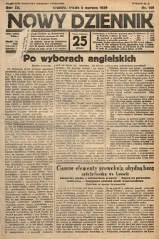 Nowy Dziennik. 1929, nr149