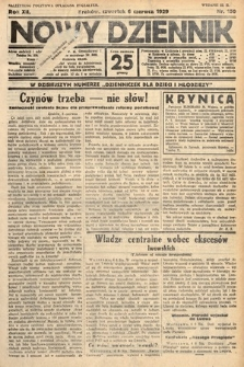 Nowy Dziennik. 1929, nr150