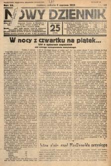 Nowy Dziennik. 1929, nr152