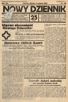 Nowy Dziennik. 1929, nr155