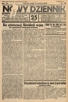 Nowy Dziennik. 1929, nr156