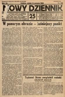 Nowy Dziennik. 1929, nr158
