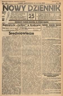 Nowy Dziennik. 1929, nr160