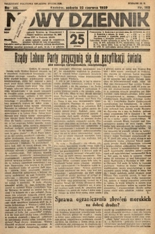 Nowy Dziennik. 1929, nr165
