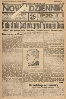 Nowy Dziennik. 1929, nr171