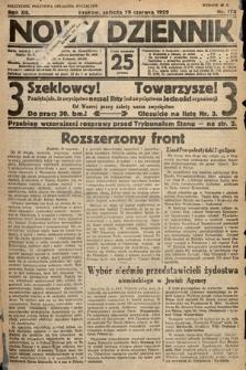 Nowy Dziennik. 1929, nr172