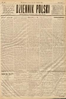 Dziennik Polski. 1891, nr172