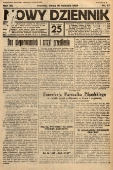Nowy Dziennik. 1929, nr97