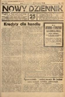 Nowy Dziennik. 1929, nr115