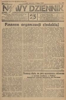 Nowy Dziennik. 1929, nr181