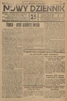 Nowy Dziennik. 1929, nr183