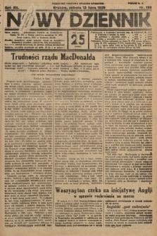 Nowy Dziennik. 1929, nr185