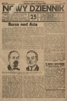 Nowy Dziennik. 1929, nr191