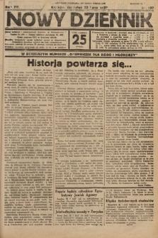 Nowy Dziennik. 1929, nr197