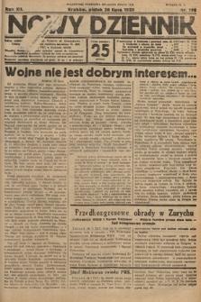 Nowy Dziennik. 1929, nr198