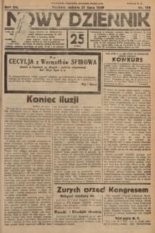Nowy Dziennik. 1929, nr199