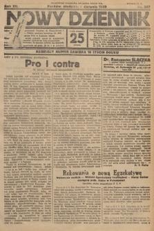 Nowy Dziennik. 1929, nr207