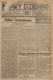 Nowy Dziennik. 1929, nr211