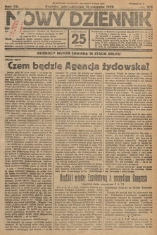 Nowy Dziennik. 1929, nr215