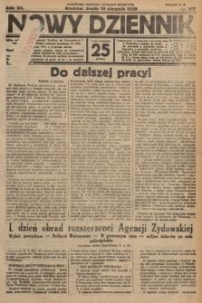 Nowy Dziennik. 1929, nr217