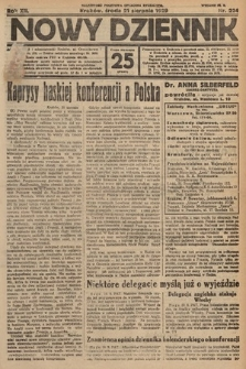 Nowy Dziennik. 1929, nr224