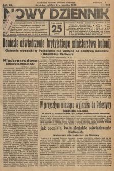 Nowy Dziennik. 1929, nr240