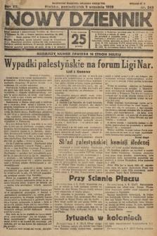 Nowy Dziennik. 1929, nr243