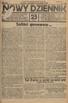 Nowy Dziennik. 1929, nr246