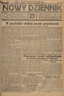 Nowy Dziennik. 1929, nr251