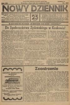Nowy Dziennik. 1929, nr253