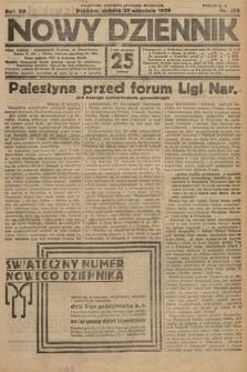 Nowy Dziennik. 1929, nr255