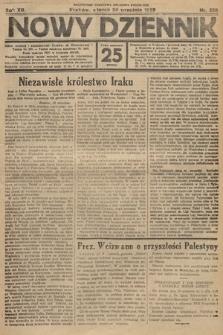 Nowy Dziennik. 1929, nr258